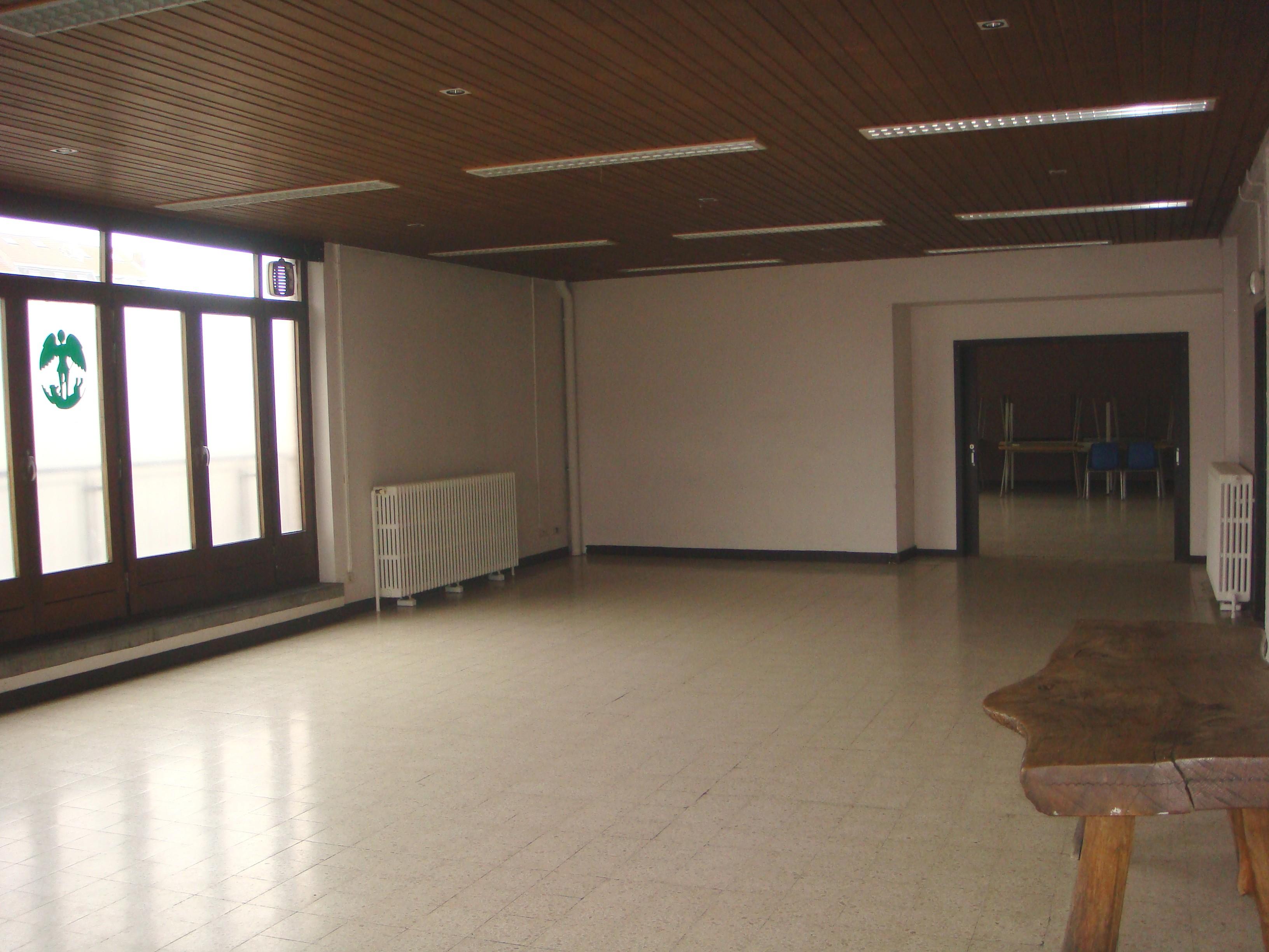Salle De La Cle Jeunesse A Bruxelles