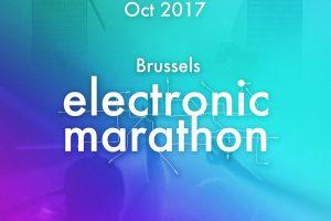 BRUSSELS ELECTRONIC MARATHON – 13 au 15/10/2017